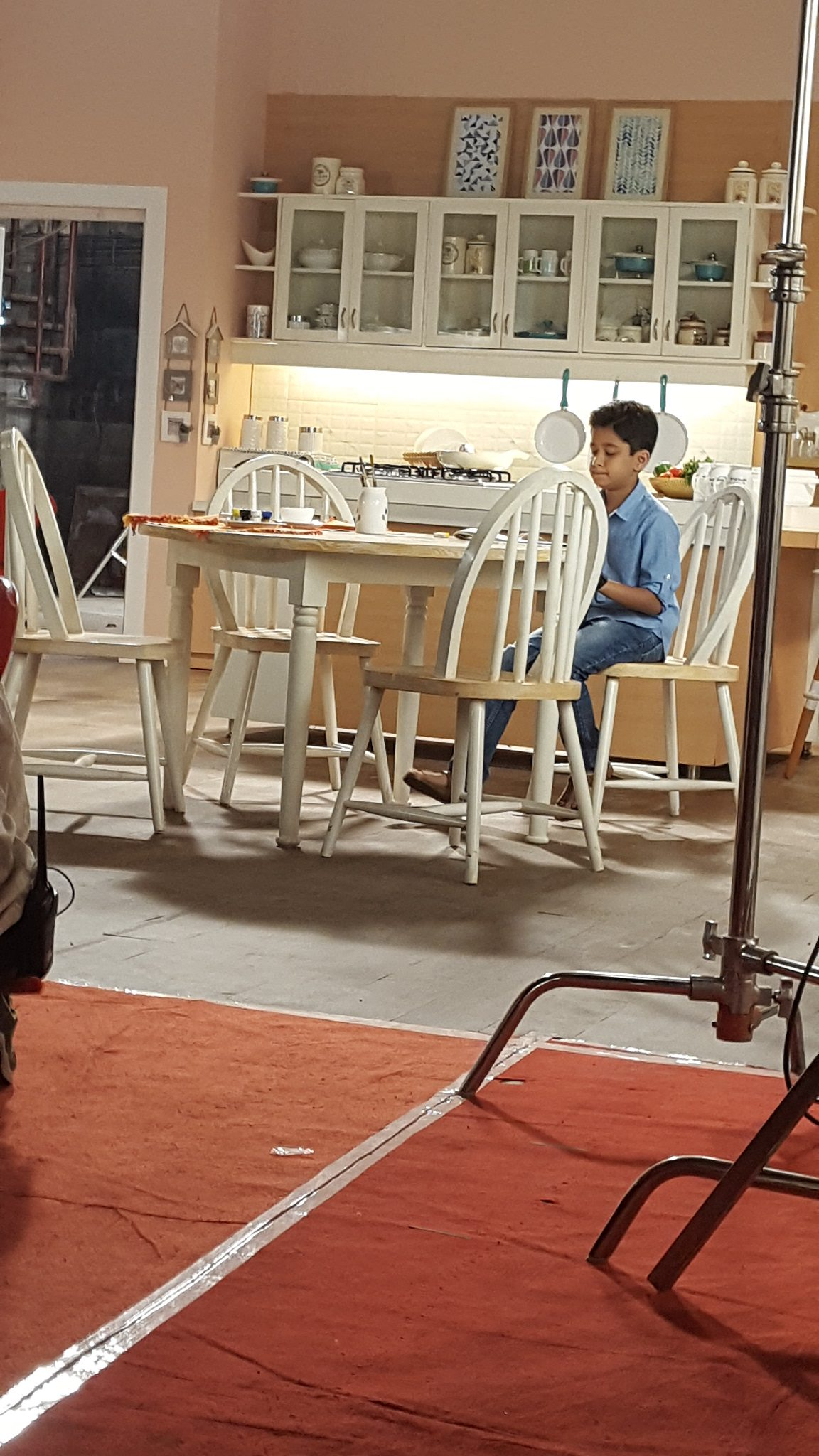 Yippie Pasta Ad Film Styling