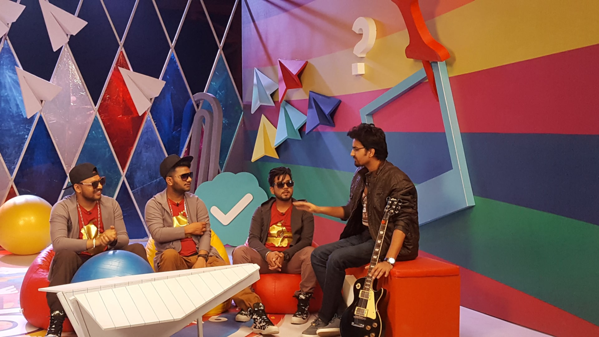 Reality Show: MTV Colours of Youth