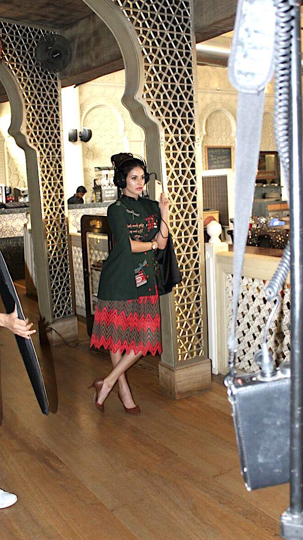 Amyra Dastur: Exhibit Magazine