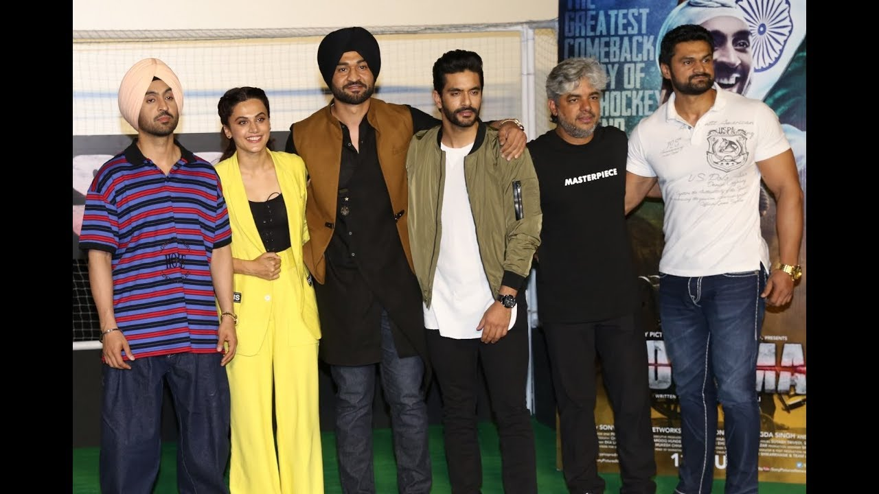 Soorma Movie Promotions