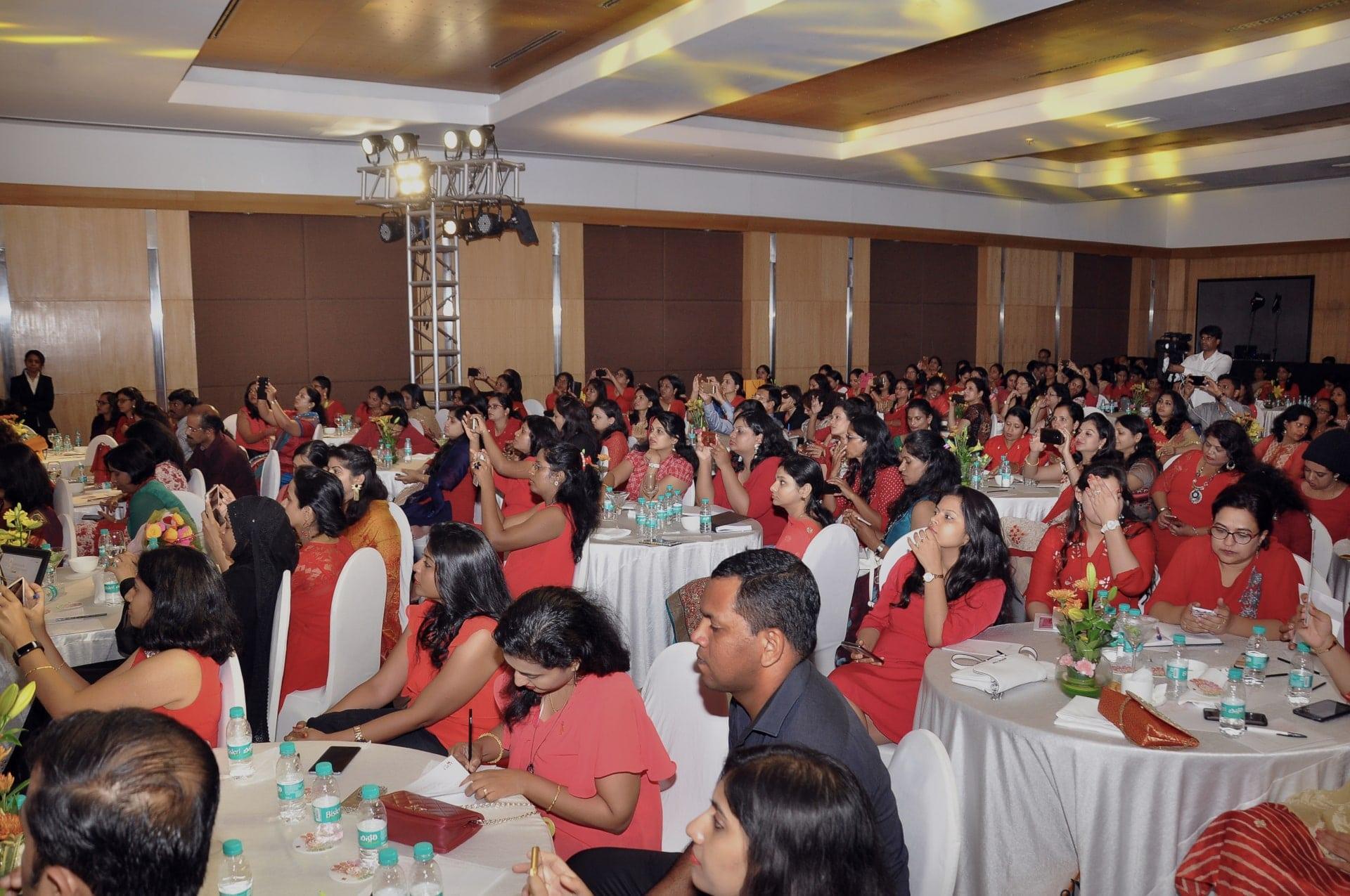 Amway Skincare Event Bangalore