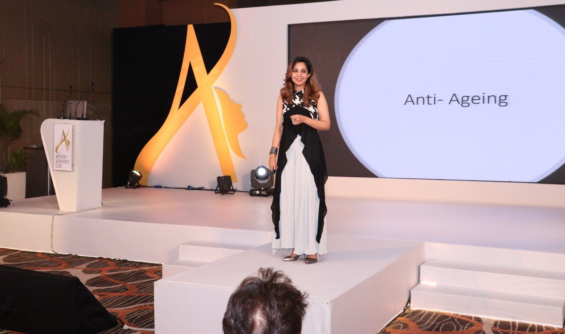 Amway Skincare Delhi Event